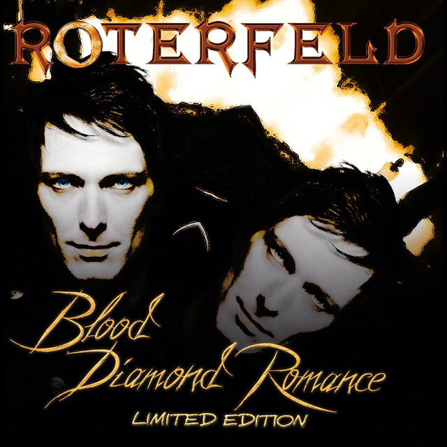 Album Cover - Blood Diamond Romance (Limited Edition)