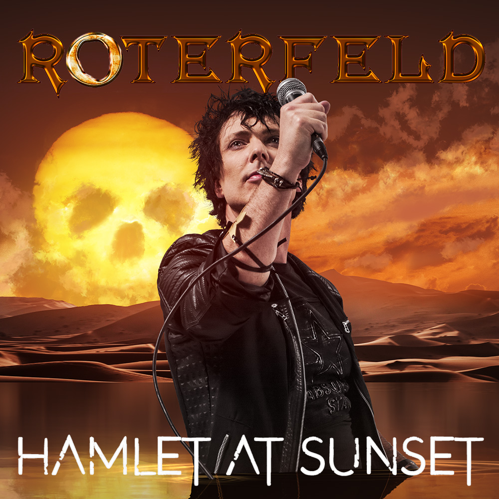 Album Cover - Hamlet At Sunset
