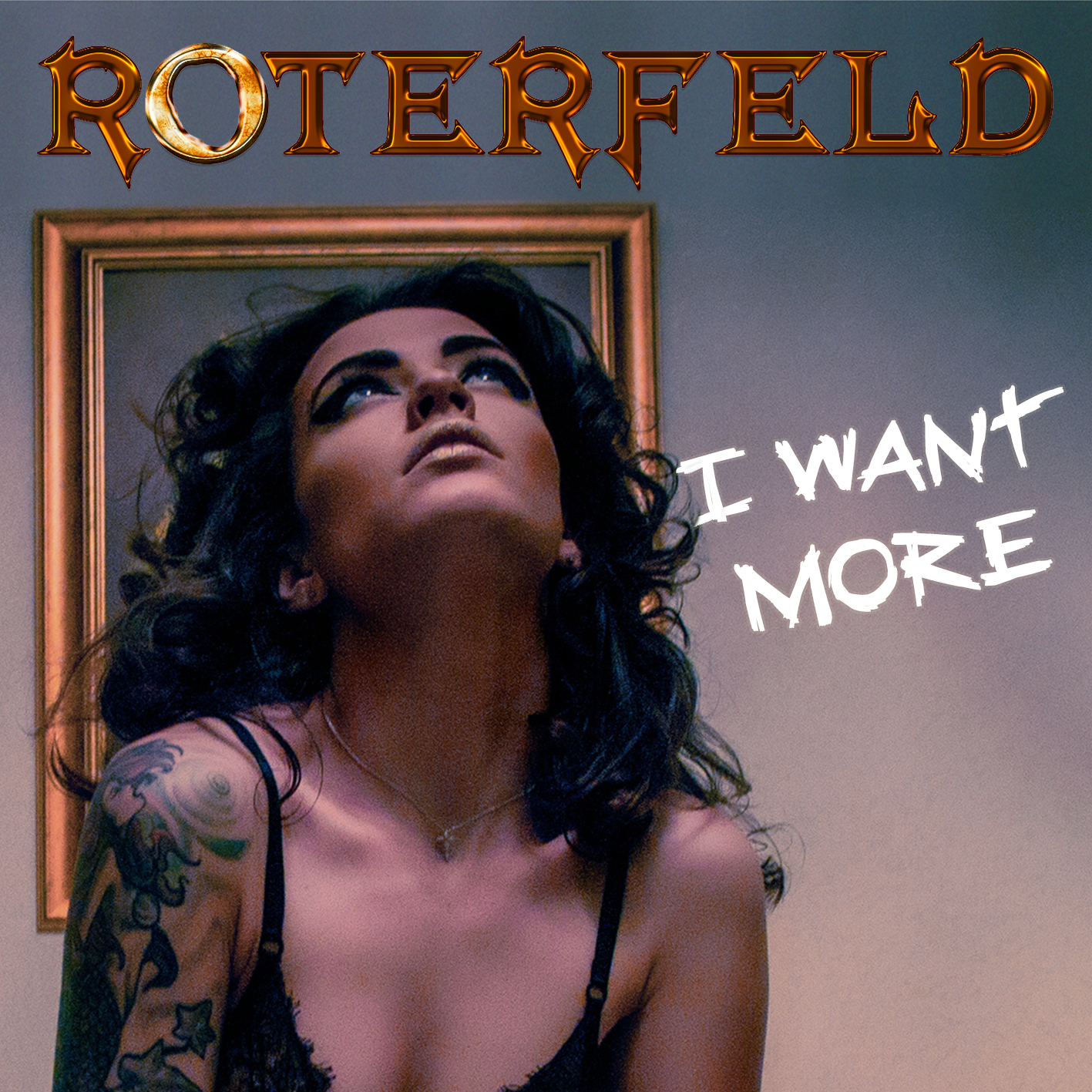Album Cover - I Want More